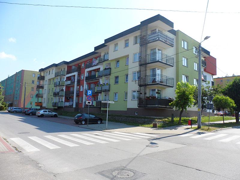 Budynek przy ulicy Słowackiego 29A