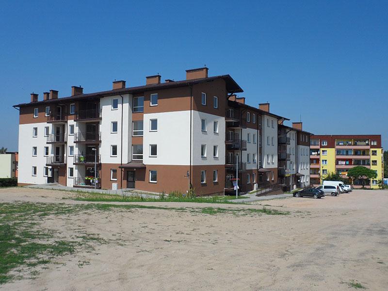 Budynek przy ulicy Mickiewicza 44A